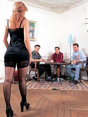 Lingerie Poker